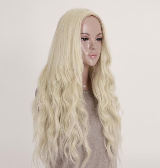 صورة صبغات شعر اشقر , لون شعر جذاب