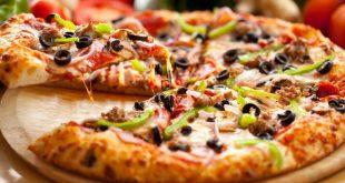 صورة طريقة عمل البيتزا بالدجاج , اسهل طريقة لعمل البيتزا بالدجاج 1070 2 310x165