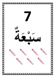صورة كتابة الارقام بالحروف , تعليم الطفل بشكل جديد