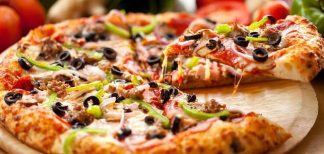 صورة عجينة البيتزا الايطالية , احلى بيتزا من بيتك