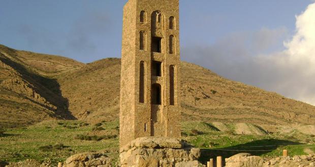 صورة قلعة بني حماد , من التراث القديم