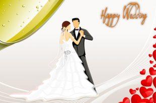 صور تهنئة زواج بالانجليزي , احلى بطاقة تهنئة زواج جميلة بالانجليزى