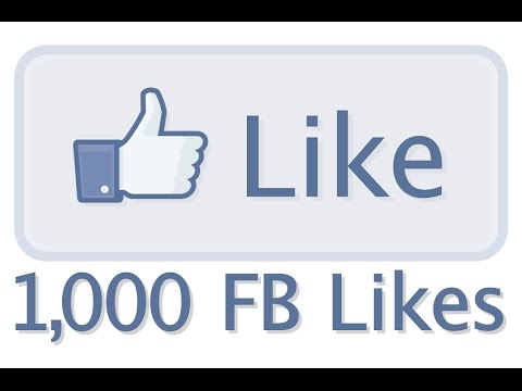 صورة احصل على 1000 لايك يوميا لصفحتك , اعرف اكتر معلومات