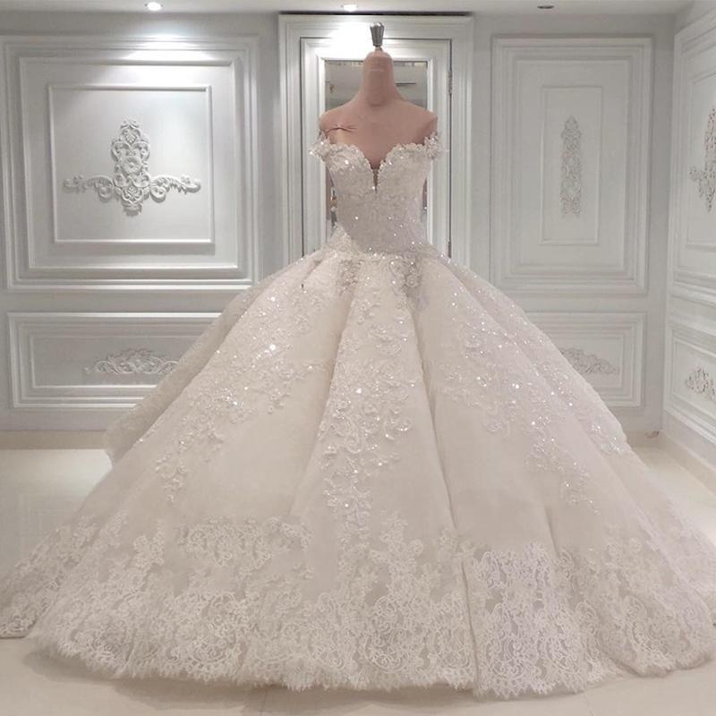 احدث فساتين زفاف محجبات , احلى فستان لليلة العمر  عتاب و زعل