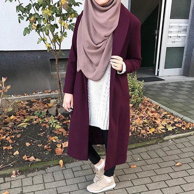 صورة ازياء محجبات مودرن , اجمل ملبس للحجاب
