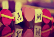 صور صور حرف a و m , حروف الحب a و m