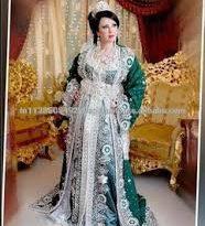 صورة خياطة قفطان حريم السلطان , طرق خياطة قفطان رائع