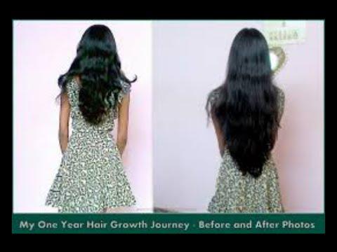 صورة خلطات لتكثيف الشعر , وصفة لتتقيل الشعر