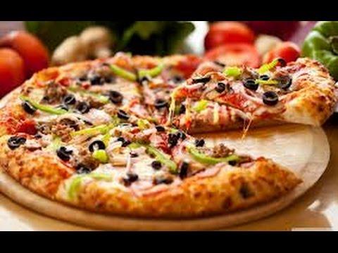 صورة طريقه عمل البيتزا باللحمه , طريقة سهلة لعمل البيتزا باللحمة