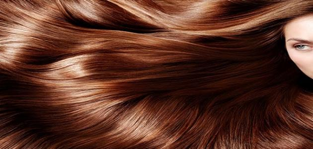 صورة لون الشعر البني الكراميل , صبغه البني كراميل للشعر
