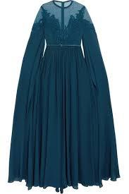 صور فساتين سهرة للمحجبات البدينات , كولكجين رائع للمحجبات عن فستان السهره