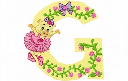 صورة صور حرف ال g , تصاميم جميله لحرف g