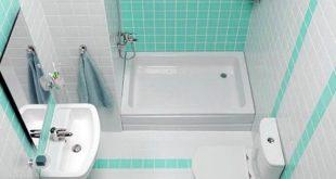 صورة ديكورات الحمامات المنزلية الصغيرة , ديكورات متنوعه تجعل حمامك جنه