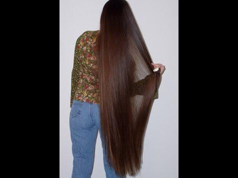 صورة خلطة لتطويل وتنعيم الشعر , خلطه سريعه لتطويل الشعر 963 1