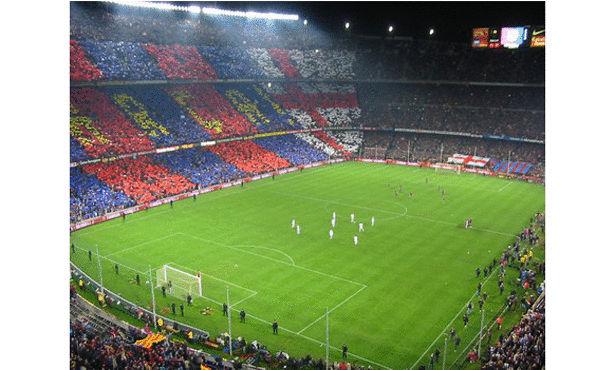 كيفية رسم ملعب كرة القدم