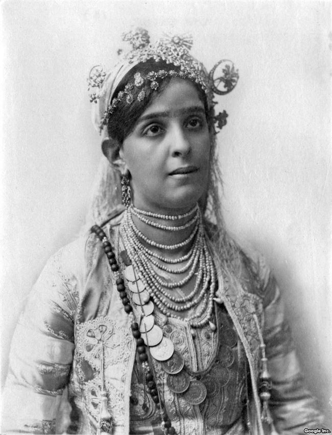 صور صور لالة فاطمة نسومر , من هى لاله فاطمه نسومر