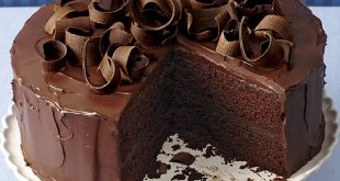 صورة كيكة الشوكولاته بالصور , اجمل صور كيكات الشيكولاته