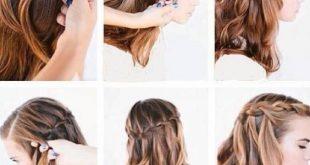 طريقة تسريح الشعر , افضل طريقه لتسريح الشعر
