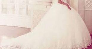 صورة فستان العرس في المنام , تفسير فستان الزفاف فى الحلم