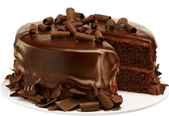 صور صور تورتات شيكولاته , رمزيات لكيكة الشيكولاته