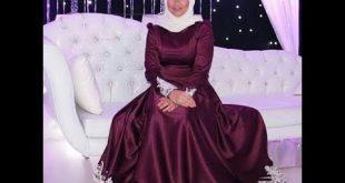 صورة فساتين سواريه للمحجبات , اجمل واحلى الفساتين