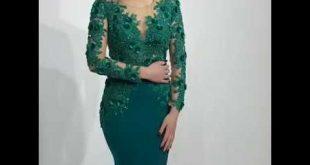 صورة فساتين الموضه , اجمل الفساتين التى على الموضة ونوع القماش 7141 12 310x165