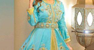 صورة صور قفطان مغربي , ملابس مغربية للنساء