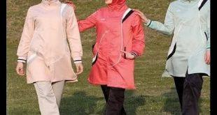 صورة ملابس رياضية للمحجبات , اطلاله سبورتس للنساء المحجبات