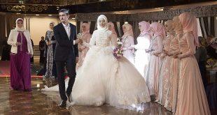 صورة افراح اسلامية , مظاهر الاحتفال بالاعراس الدينيه من حول العالم