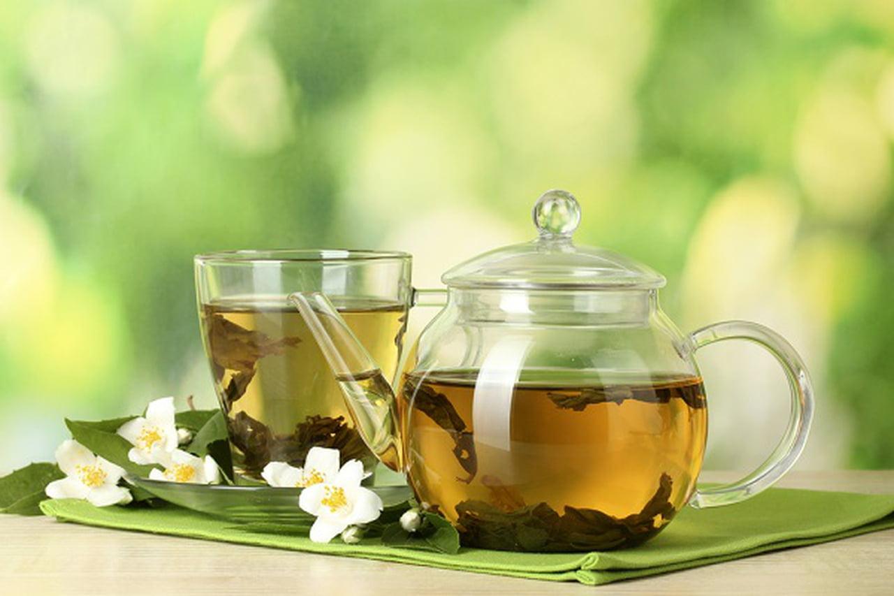 صورة الشاي الاخضر للرجيم , طرق وفوائد الشاي الاخضر للرجيم