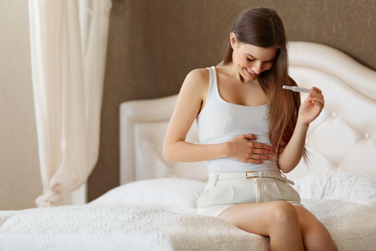 صورة كيف اعرف اني حامل قبل الدورة باسبوع , معرفة الحمل قبل الدورة باسبوع