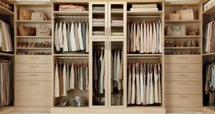 كيفية ترتيب الملابس , طرق ترتيب الملابس
