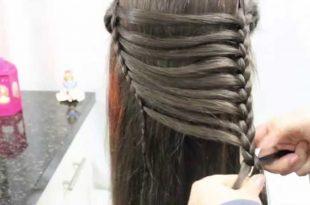 صورة ابسط تسريحات للشعر , اروع فورم شعر