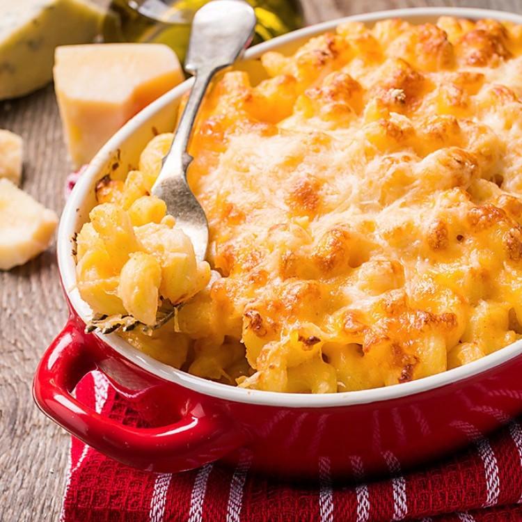 صورة طريقة مكرونه بالجبن , اسرع طبق مكروتة بالجبن