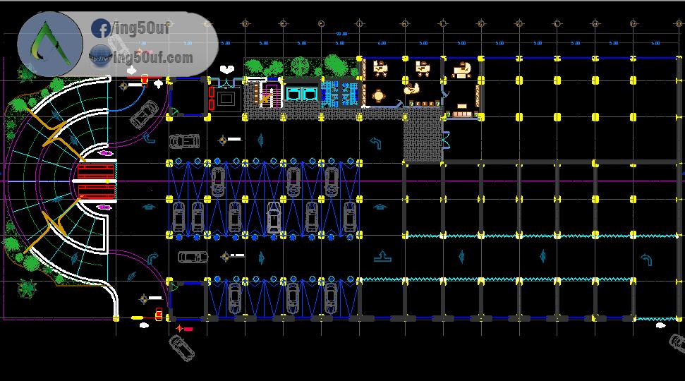 صور مخططات كهربائية اوتوكاد , احدث المخططات الكهربائية