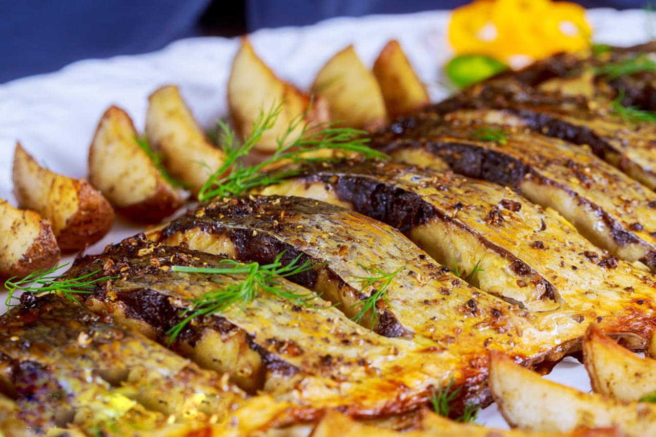 صورة طريقة عمل السمك , اروع اكلات سمك