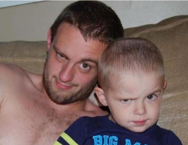صور صور اطفال مع ابائهم , اروع صور للمشاهير واولادهم