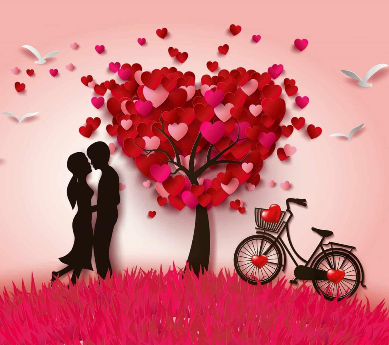 صورة رؤية من تحب في المنام , تفسير حلم نري من نحب