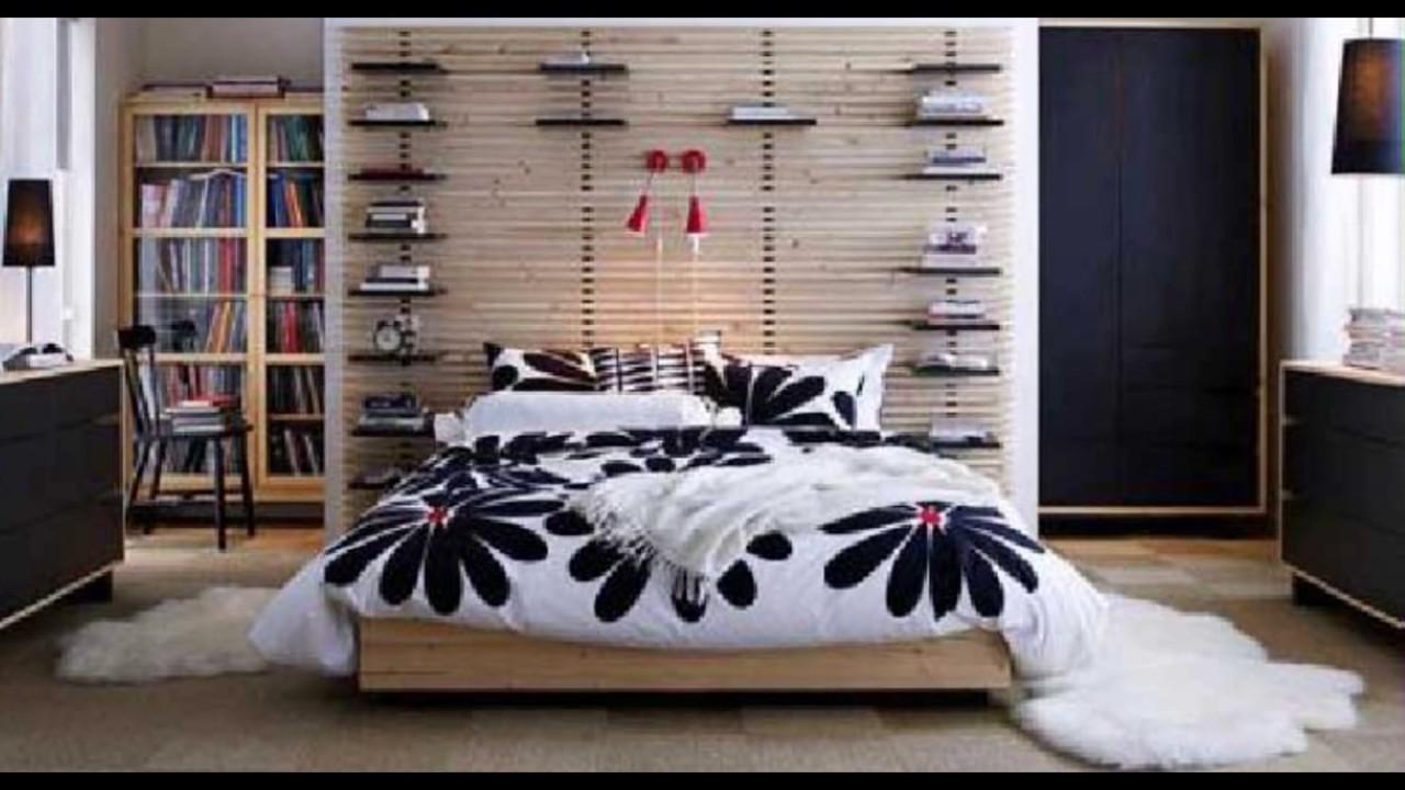 صور غرف نوم ايكيا , اروع تصميمات غرف ايكيا