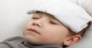 صورة علاج الحرارة عند الاطفال , طرق لخفض الحرارة عند الصغار