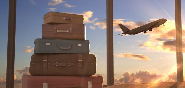 صورة تفسير شنطة السفر , معنى حقيبة السفر فى المنام