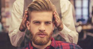 صور قصات شعر رجالي 2019 , احدث تصفيفات شعر الرجال لعام 2019
