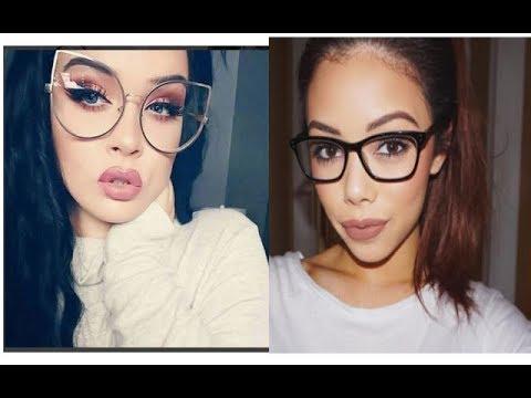 صورة موديلات نظارات طبية , ستايلات شنابر النظر