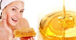 صور فوائد العسل للبشره , مزايا عسل النحل على الجلد