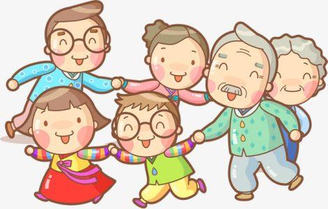 صورة قصة عن العائلة , حكاية قصيرة عن العائله