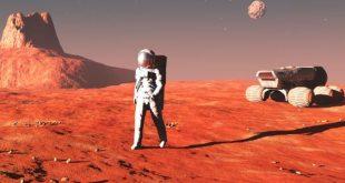 صورة معلومات عن كوكب المريخ , حقائق مدهشة عن المريخ