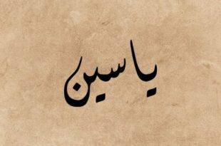 صور ما معنى اسم ياسين , اسم ياسين بالشرح