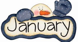 صورة شهر يناير كم , ما هو عدد ايام شهر يناير