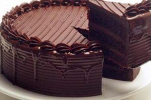 صور كيف تصنع كيك بالشوكولاته , طريقة عمل الشوكلت كيك