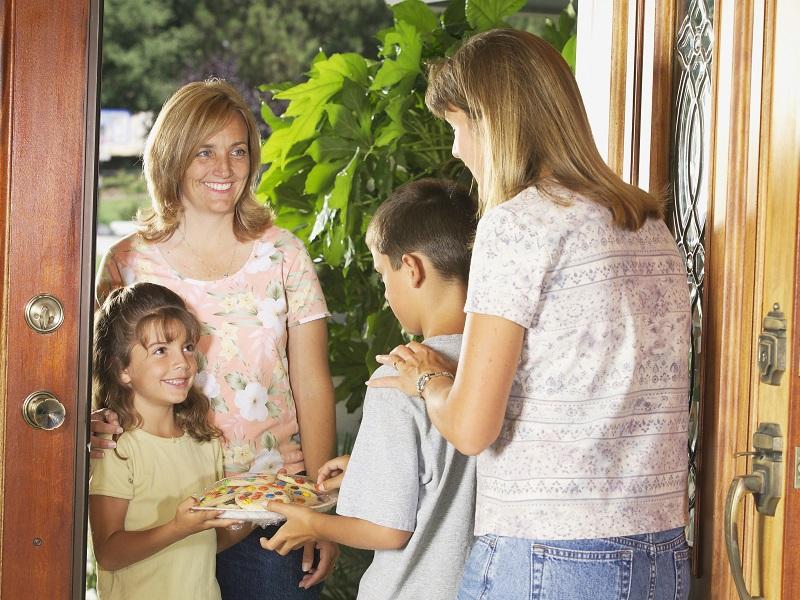 صور الجيران في المنام لابن سيرين , تفسيرات ابن سيرين للحلم بالجيران